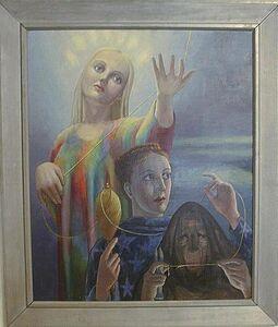 Kyra Markham, 'Untitled (Three Women)', 1950