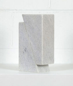 Kosso Eloul, 'Duo Marble', 1971