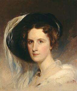 Thomas Sully, 'Ann Biddle Hopkinson (Mrs. Francis Hopkinson)', 1834