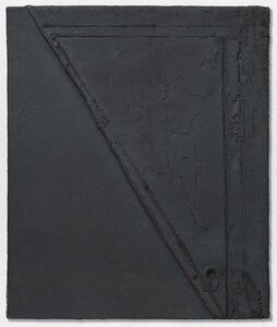 Antoni Tàpies, 'Relleu Diagonal', 1962