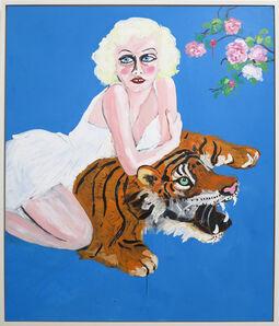 Stella Vine, 'Jean Tiger Skin', 2005
