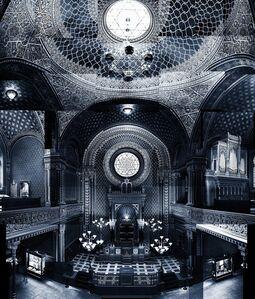 Ola Kolehmainen, 'Spanish Synagogue', 2017