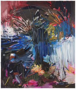 Jenny Carlsson, 'Natten före / The night before  ', 2017