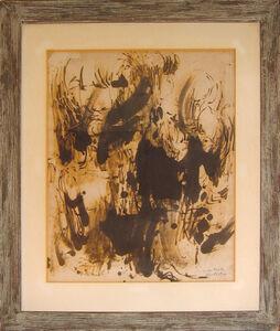 Albert Kotin, 'Untitled', 1940's