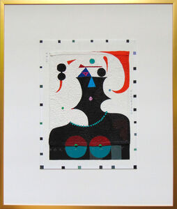 Frank Schwaiger, 'Portrait of Mary', 2015