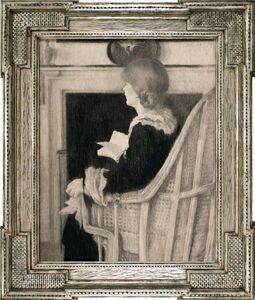 Lilian Westcott Hale, 'Book of Verses', 1924