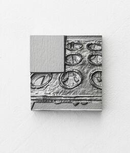 Johannes Wohnseifer, 'Aluminium Painting #7', 2019