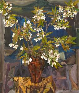 Nick Miller, 'White Cherry Blossom', 2017