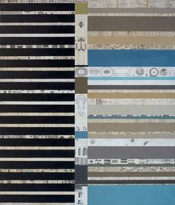 Mitch Jones, 'Tone Rhythm/Split Series #1', 2014
