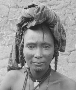 Hector Acebes, 'Unidentified Woman, Nigeria', 1953