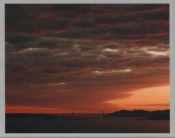 Richard Misrach, 'Golden Gate 4-11-99', 1999