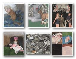 Peter Blake, 'Under Milk Wood Print Portfolio - Set of 6 Prints', ca. 2020