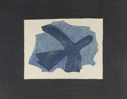 Georges Braque, 'L'Envol', 1960