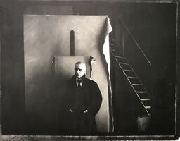 Annie Leibovitz, 'Karl Lagerfeld', 1992