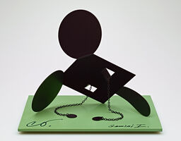 """Claes Oldenburg, 'Geometric Mouse, Scale E, """"Desktop""""', 2013"""