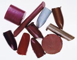 Irving Penn, 'Lipstick Chunks, New York', 1982
