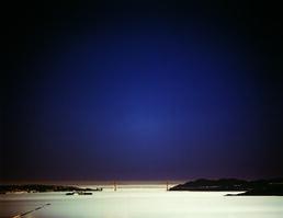 Richard Misrach, 'GG 3-20-2000, 4:05-5:00am', 2000