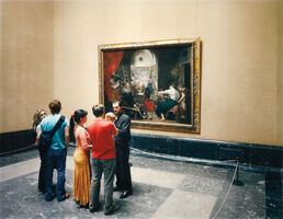 Thomas Struth, 'Museo del Prado 3, Madrid', 2005