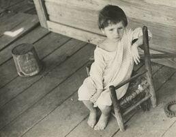 Walker Evans, 'Laura Minnie Lee Tengle, Hale County, Alabama', ca. 1936
