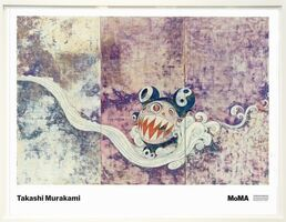 Takashi Murakami, '727', 2010-2019