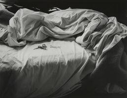 Imogen Cunningham, 'Unmade Bed', 1957 / 1957c