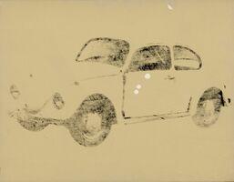 Andy Warhol, 'Volkswagen', 1977