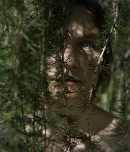 Elina Brotherus, 'Camouflage', 2013