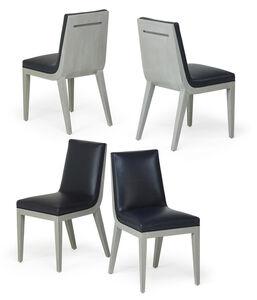 Patrick Naggar, 'Four Luxor chairs, USA', 2000s