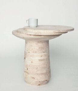 Silvia Knüppel, 'Pl(a)ywood table #2', 2017
