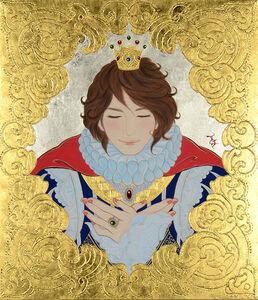 Ryoko Kimura, 'Sleeping Beauty Icon of the Prince', 2018