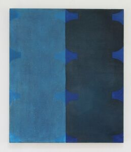 Lavinia Gallie, ' Blue Goth', 2019