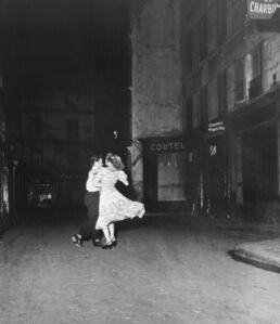 Robert Doisneau, 'Le Dernière Valse de 14 Julliet, 1949', 1949