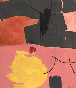 James Brooks (1906-1992), 'Lurry', 1962