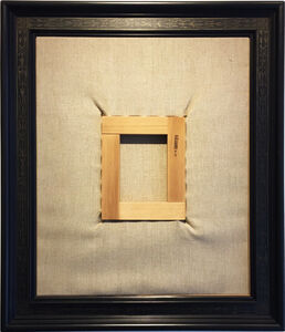 Susumu Koshimizu, 'From Surface to Surface - Canvas', 1973-2013