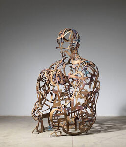 Jaume Plensa, 'Grace', 2018