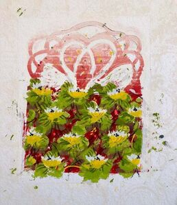 Robert Zakanitch, 'Hearts of Swan', 1980-1989