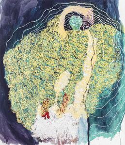 Portia Zvavahera, 'Cleansing', 2019