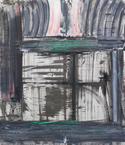 Louise Fishman, 'Image and Witness', 2015