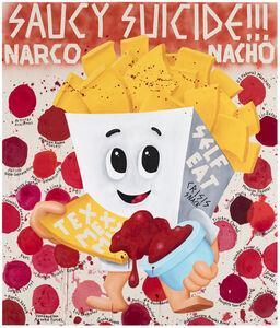 Riiko Sakkinen, 'Saucy Suicide Narco Nacho', 2015