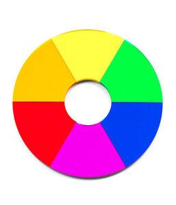 Jade Rude, 'Color Wheel', 2015