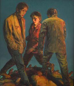 Su Xinping 苏新平, 'SEA OF DESIRE NO. 16', 1999