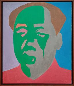 Yu Youhan, 'Portrait Mao', 2006