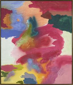 Albert Stadler, 'Red in the Morning', 1980