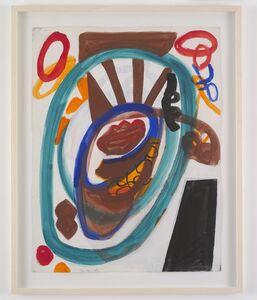 Shirley Jaffe, 'Untitled', ca. 1980