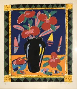 Ken Done, 'Fresh Flowers', ca. 1990