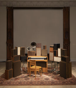 Janet Cardiff & George Bures Miller, 'The Poetry Machine', 2017
