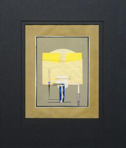 Addie Herder, 'Yellow Jacket', 1976