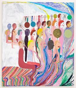 Chris Johanson, 'Untitled', 2018