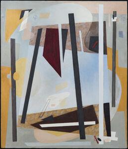 Alice Trumbull Mason, 'Bearings in Transition', 1947
