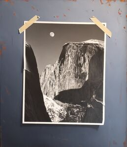 Otto Duecker, 'Moon and Half Dome', 2018